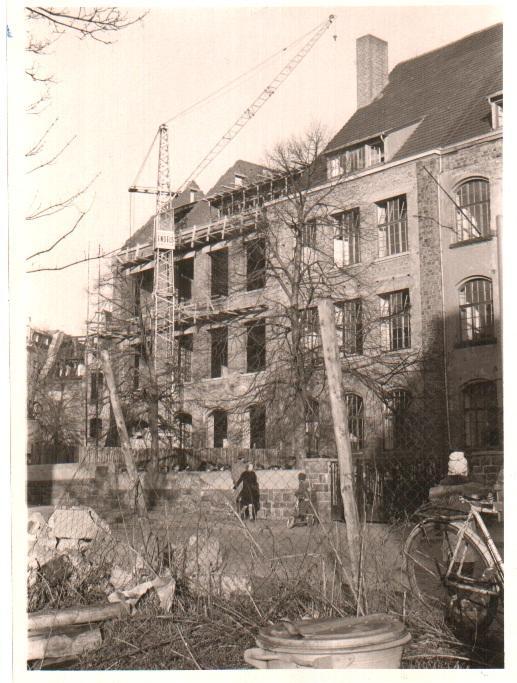Schulgebäude 3. Bauabschnitt