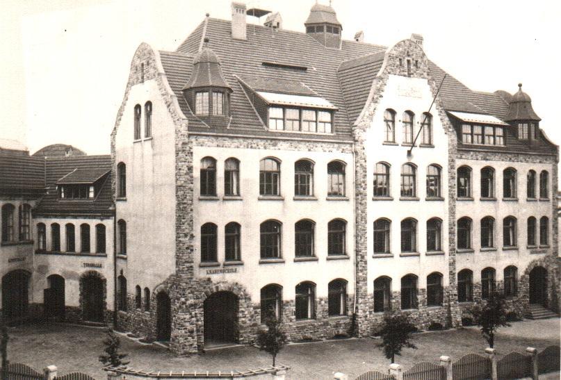 Schulgebäude vor 1944
